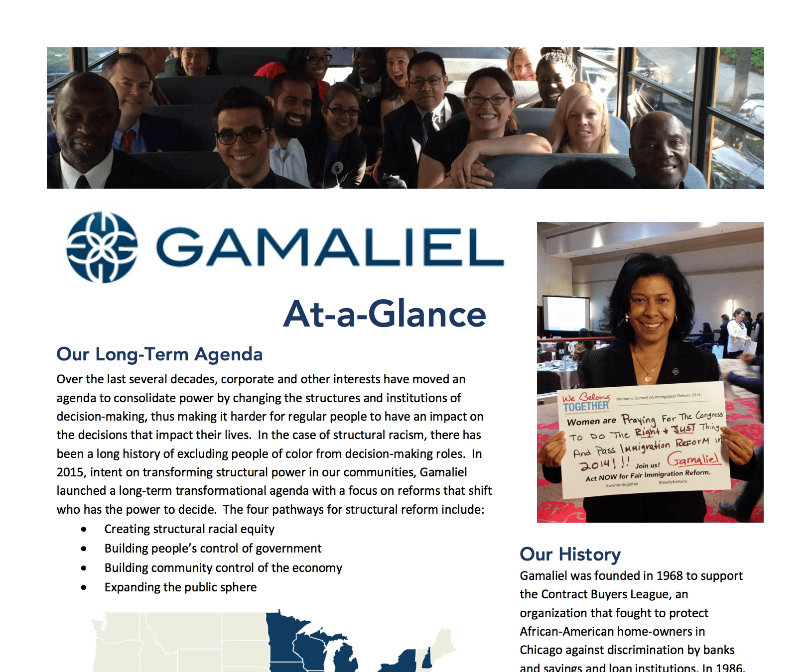 Gamaliel at a Glance